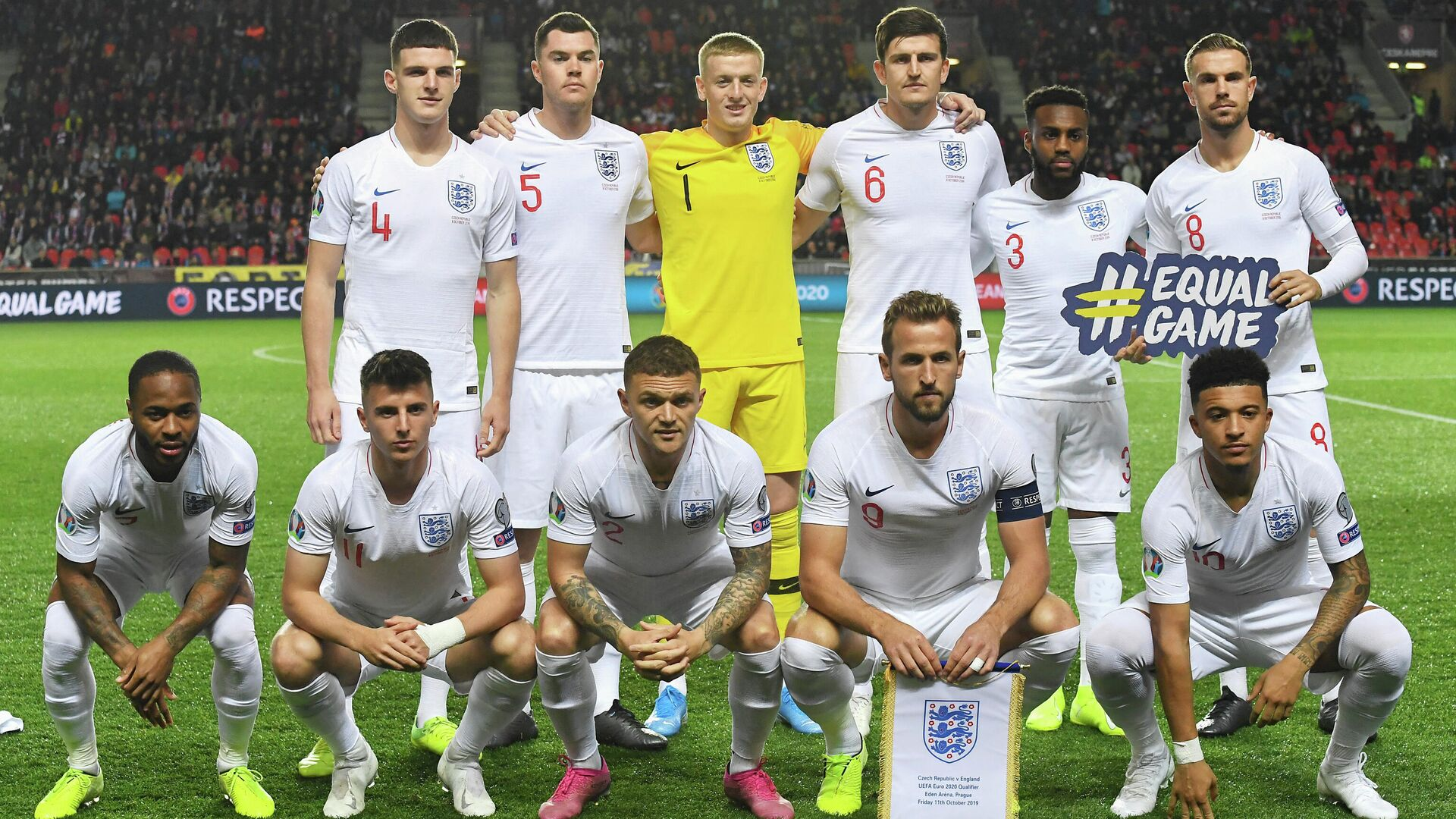 Участники ЕВРО-2020: Англия - РИА Новости, 25.02.2021