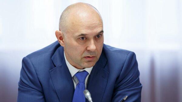 Депутат Думы ХМАО Андрей Филатов