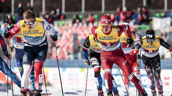 Лыжные гонки. Чемпионат мира. Командный спринт