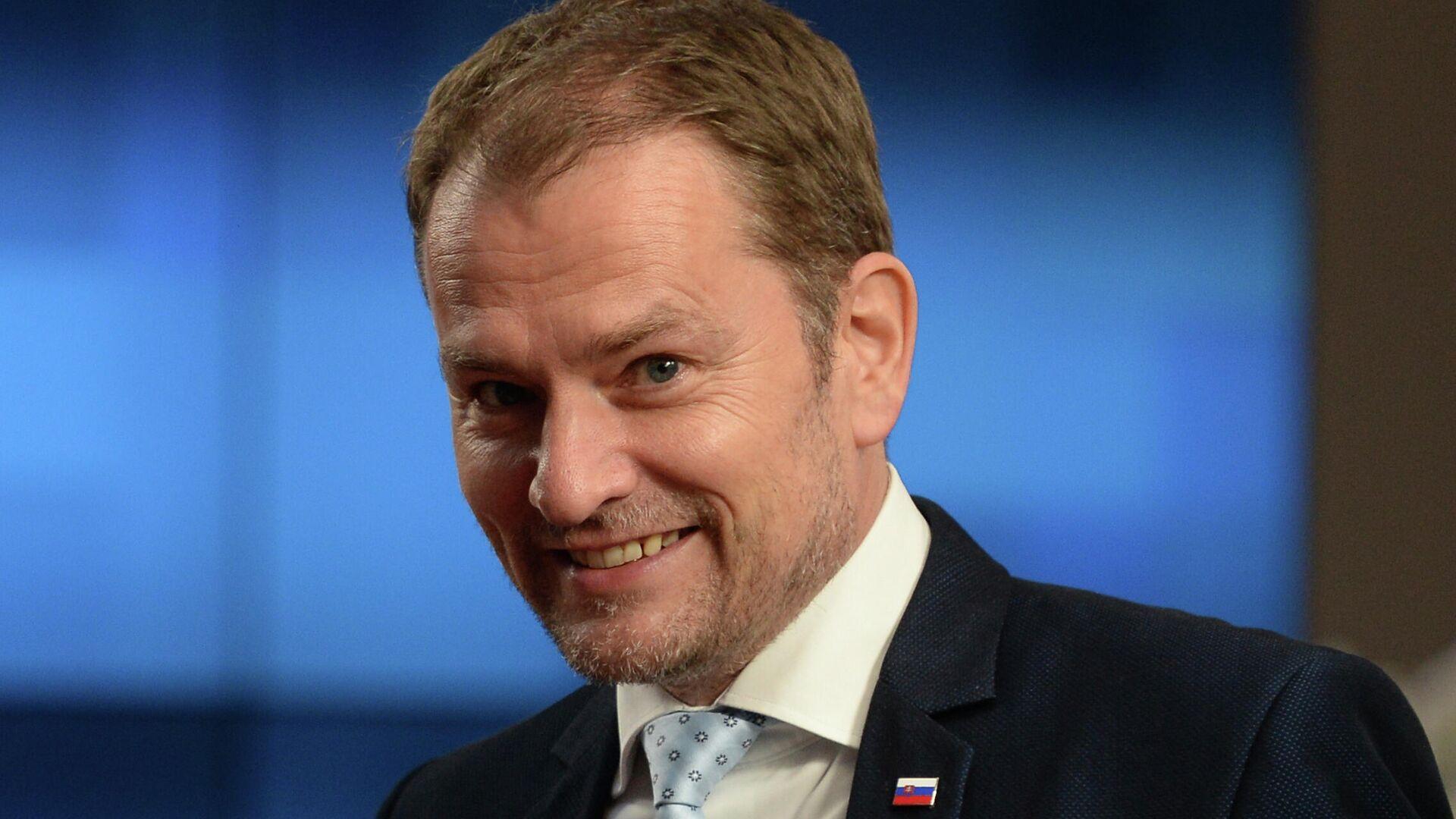 Премьер-министр Словакии Игорь Матович - РИА Новости, 1920, 05.03.2021