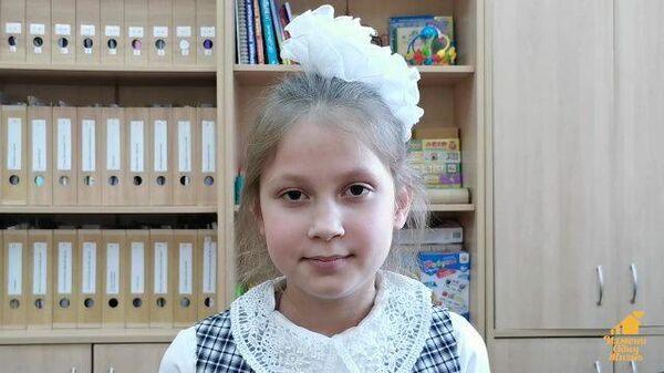 Виктория М., февраль 2011, Кемеровская область