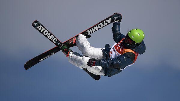 Российская спортсменка Анастасия Таталина