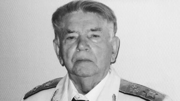 Бывший генеральный прокурор СССР Александр Сухарев