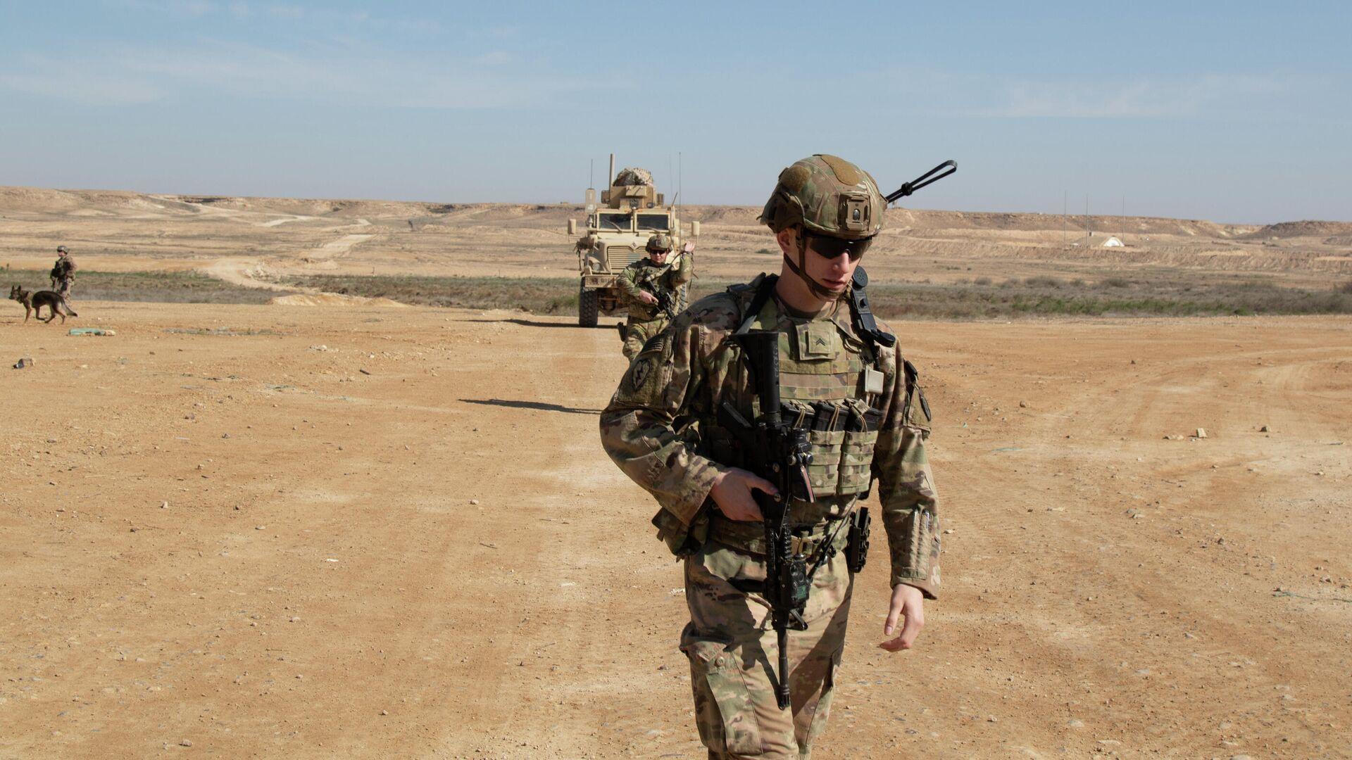 США начнут стратегический диалог с Ираком