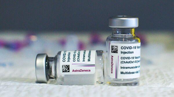 Вакцина Oxford/AstraZeneca от COVID-19