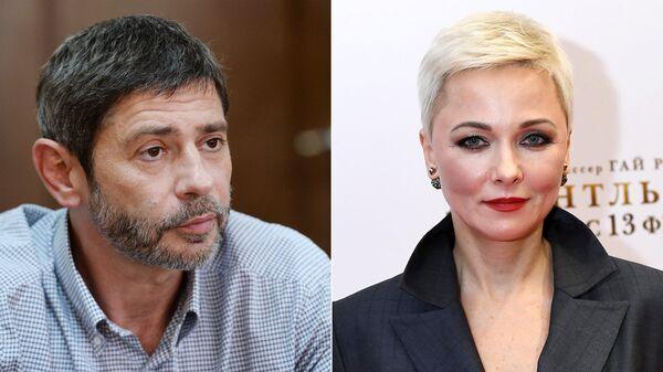 Валерий Николаев и Дарья Поверенова