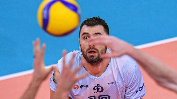 Игрок ВК Динамо Цветан Соколов