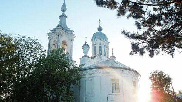 Церковь Варлаама Хутынского (1780 г.)