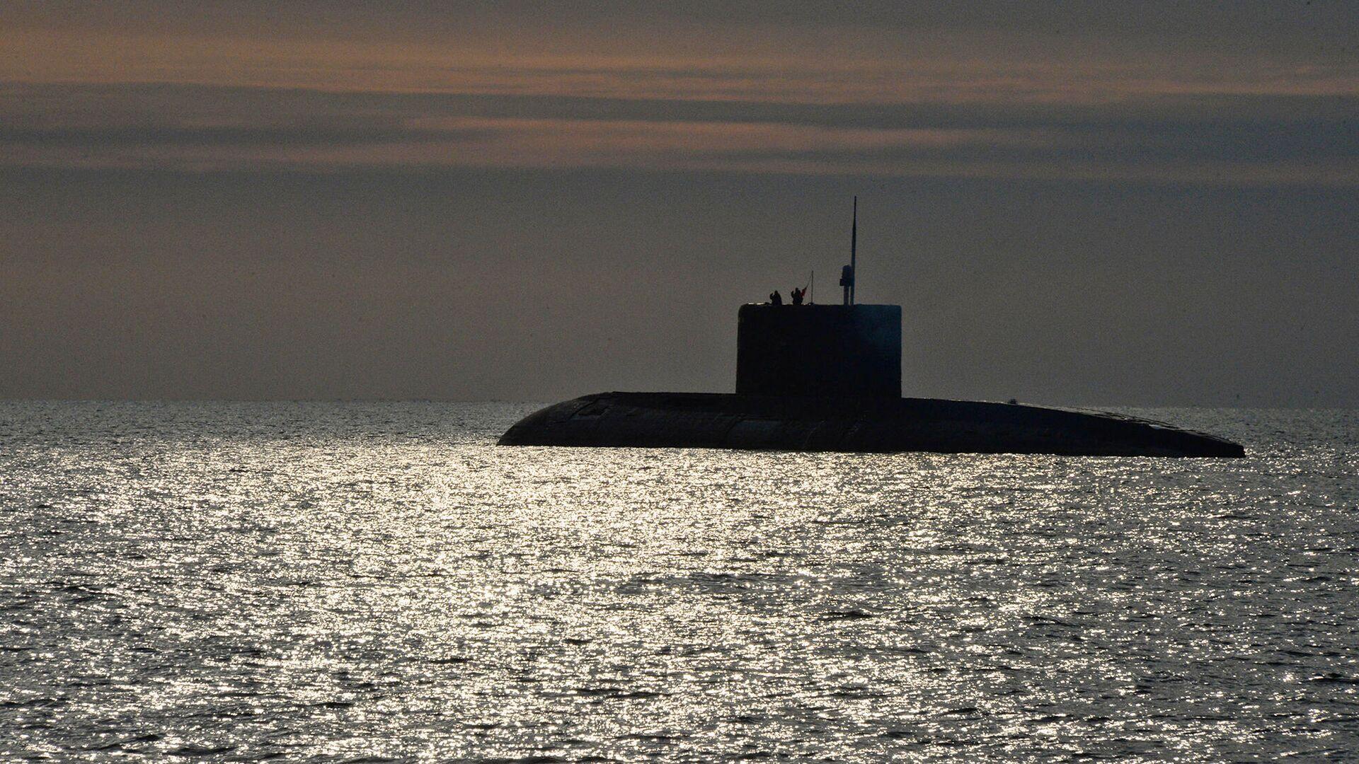 Подводная лодка класса Варшавянка - РИА Новости, 1920, 01.04.2021