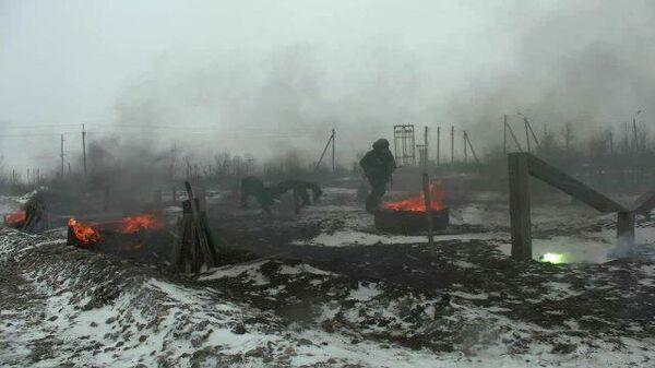 Военные учения в Краснодарском крае. Кадры Минобороны