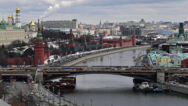 Реконструкция Большого Каменного моста
