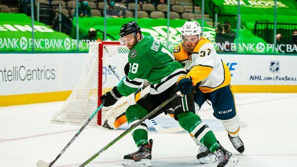 Матч НХЛ Даллас Старз - Нэшвилл Предаторз