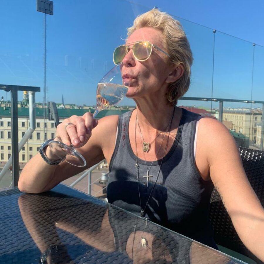 Радио- и телеведущая Маргарита Митрофанова