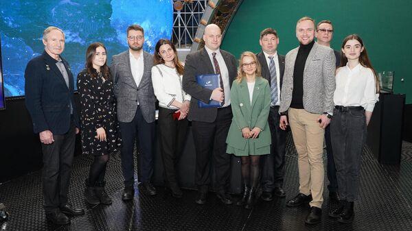 Презентация космических номинаций всероссийского конкурса Моя страна – моя Россия