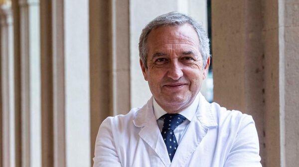 Директор Итальянского Национального института инфекционных заболеваний Lazzaro Spallanzani (Спалланцани) профессор Франческо Вайя (Francesco Vaia)