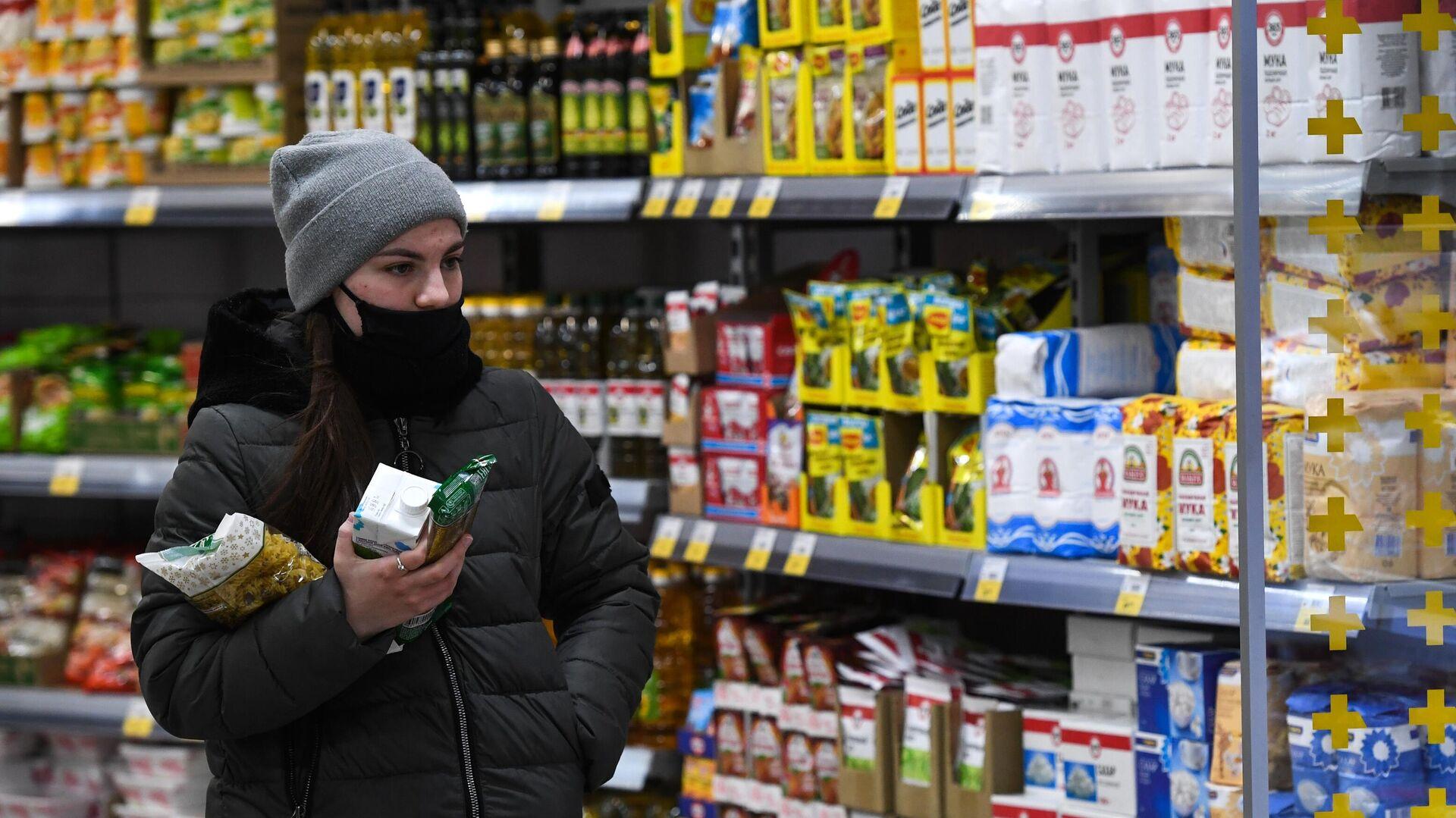 Минсельхоз оценил возможность резкого роста отпускных цен на продукты