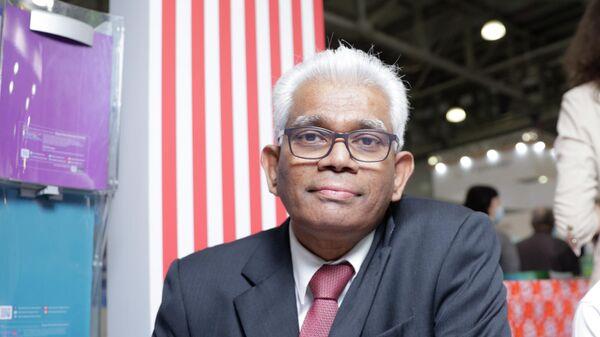 Посол Малайзии в Москве Бала Чандран