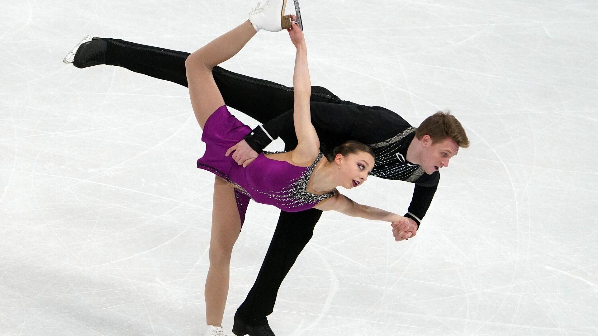 Александра Бойкова и Дмитрий Козловский - РИА Новости, 1920, 26.03.2021