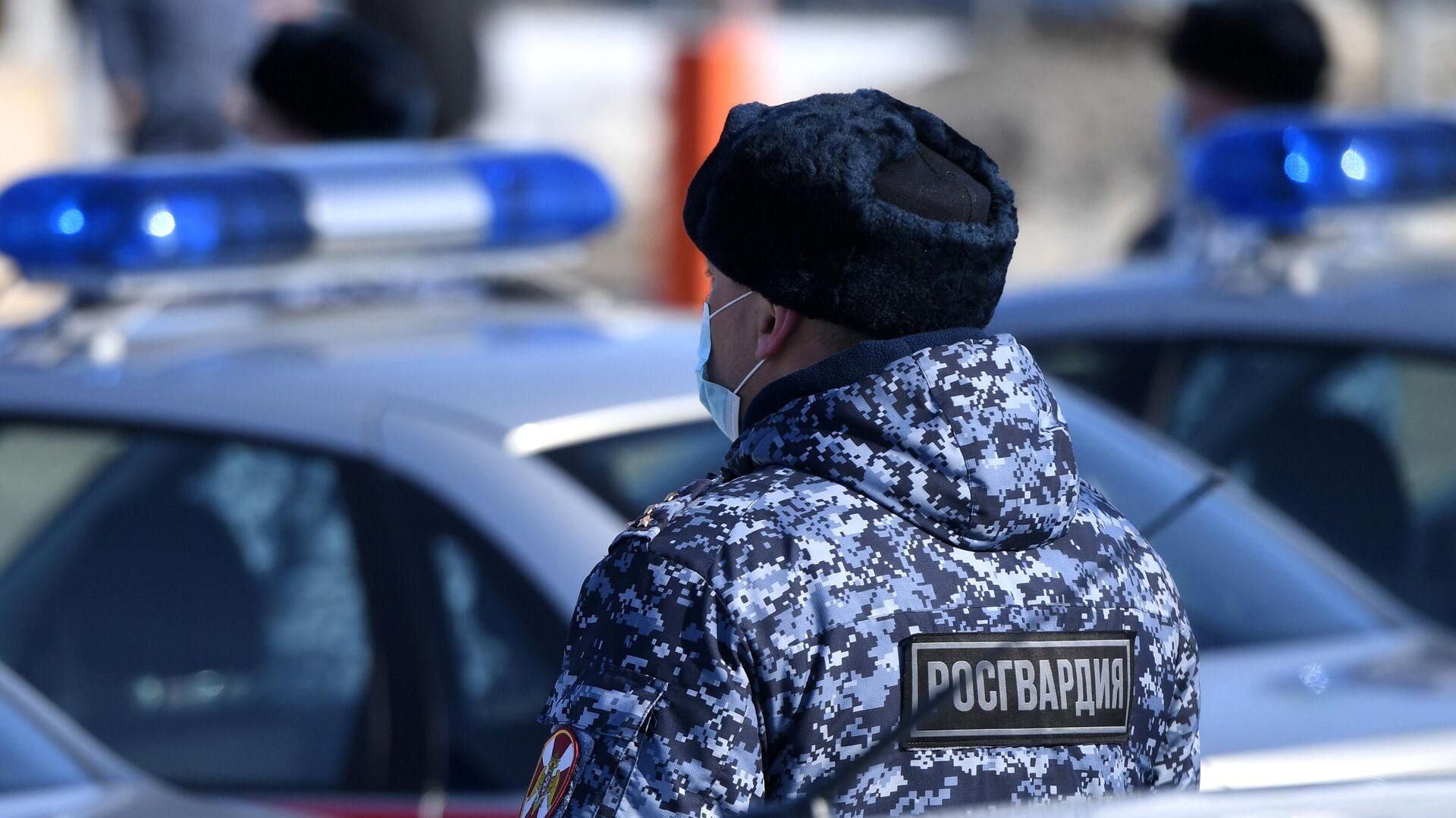 Полицейского проверят после конфликта в Подмосковье