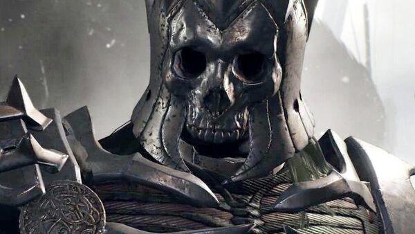 Кадр из видеоигры Ведьмак: Дикая охота