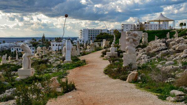 Парк скульптур в Айя-Напе