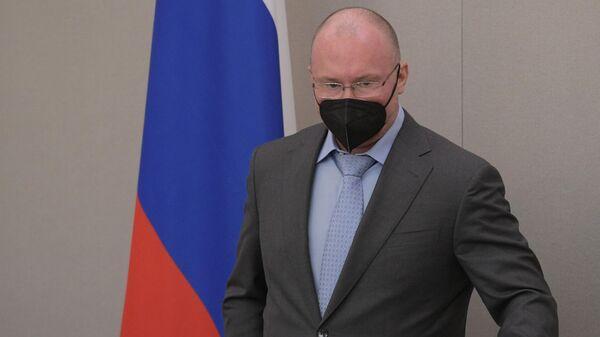 Заместитель председателя Государственной Думы РФ Игорь Лебедев
