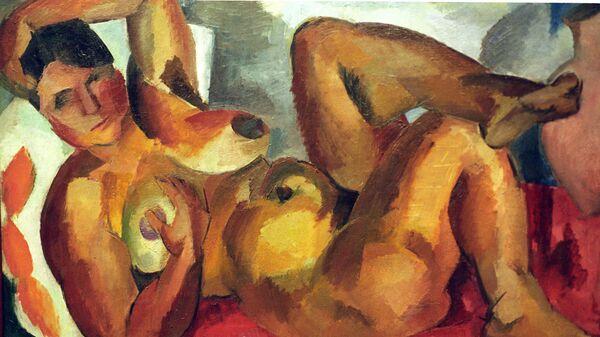 Не только голая Валька: в Третьяковке проходит выставка Роберта Фалька