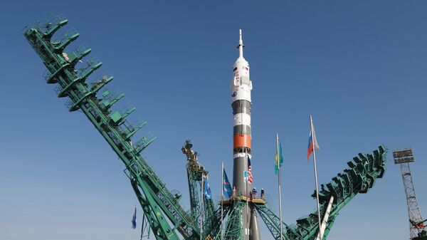 """""""Гагарин"""" летит в космос: именной корабль отвезет на МКС новый экипаж"""