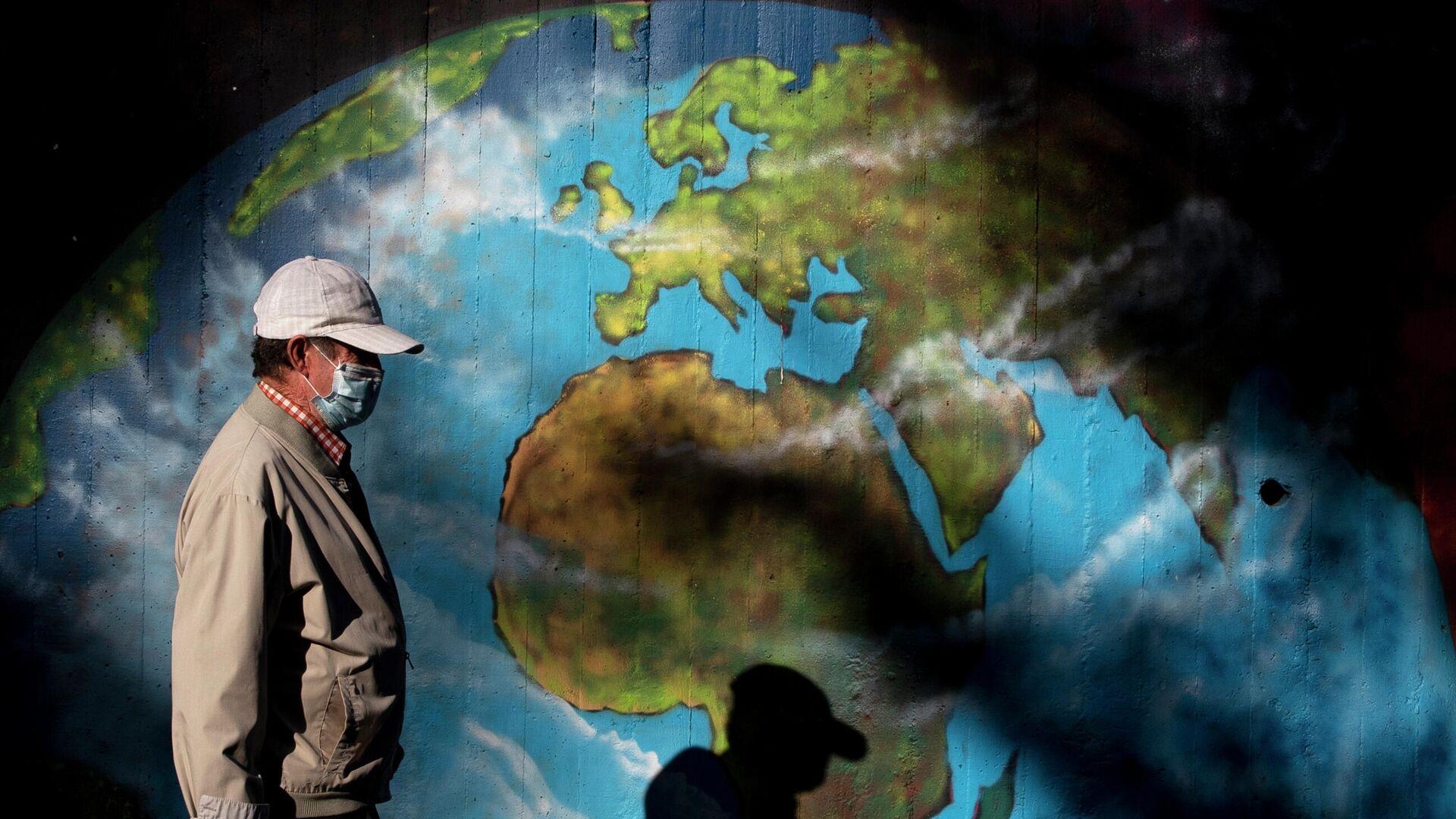 Дайте порулить: лидеры ЕС захотели в мировое правительство - РИА Новости, 26.05.2021
