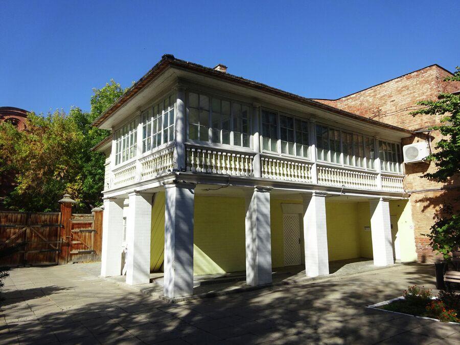 Музей истории города (бывший дом семьи Ульяновых)