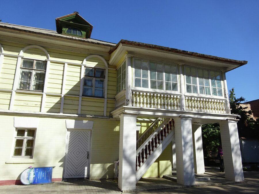 Музей истории города (дом семьи Ульяновых)