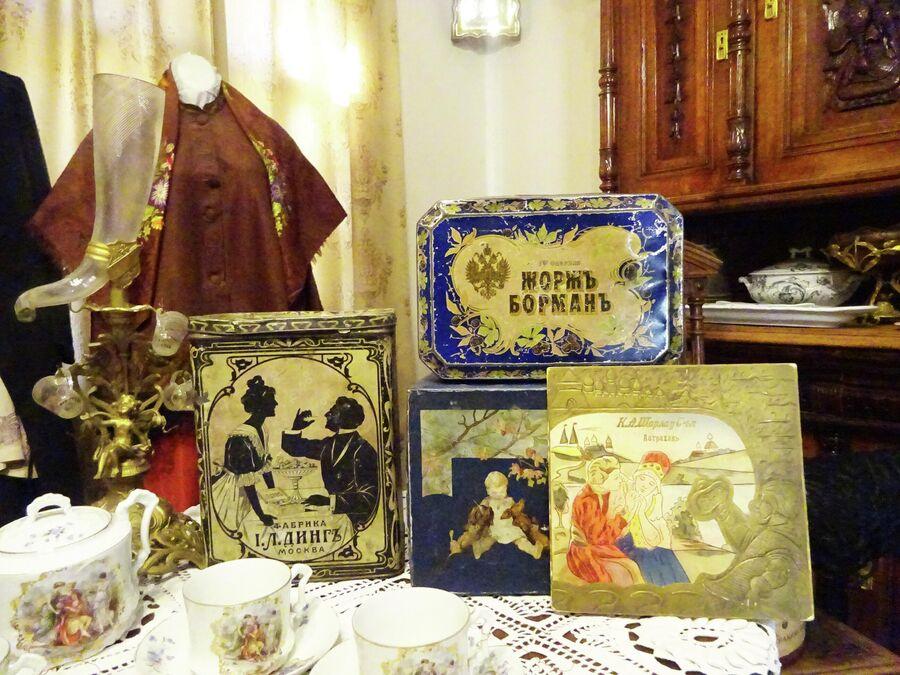 Экспозиция Музея истории города