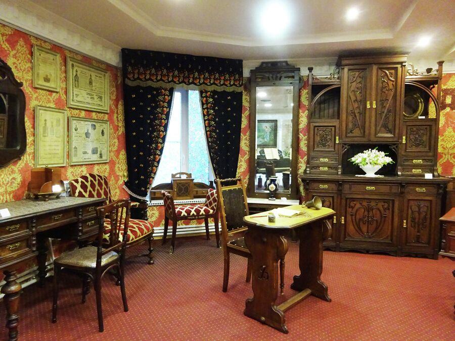Музей купеческого быта (усадьба Часовниковых)
