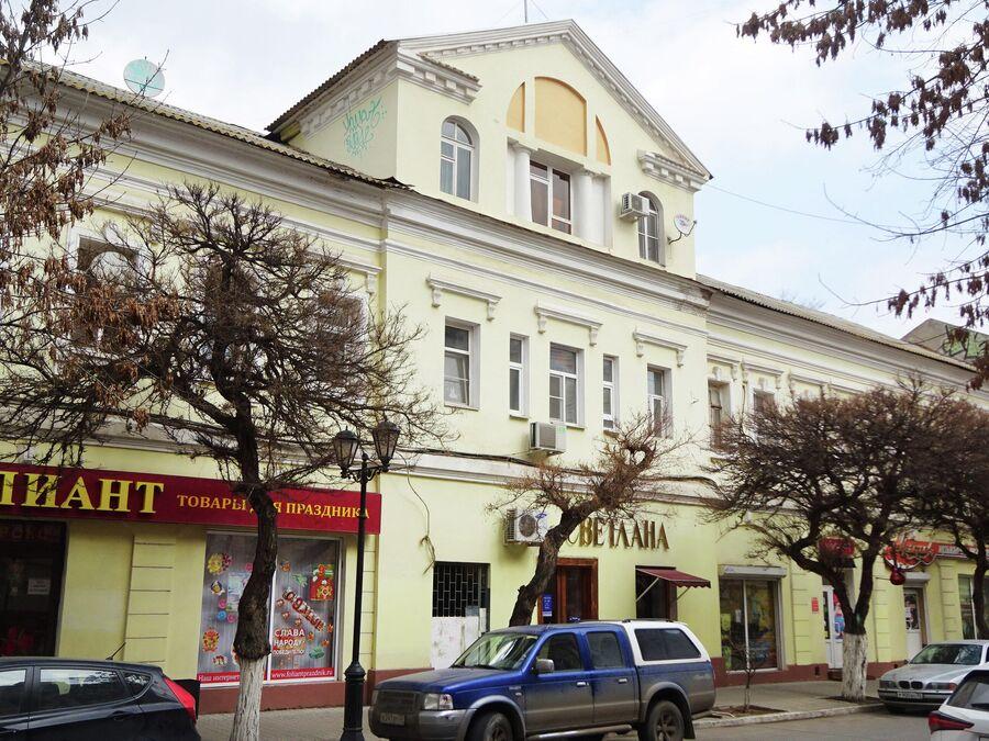 Армянское подворье. Фасад