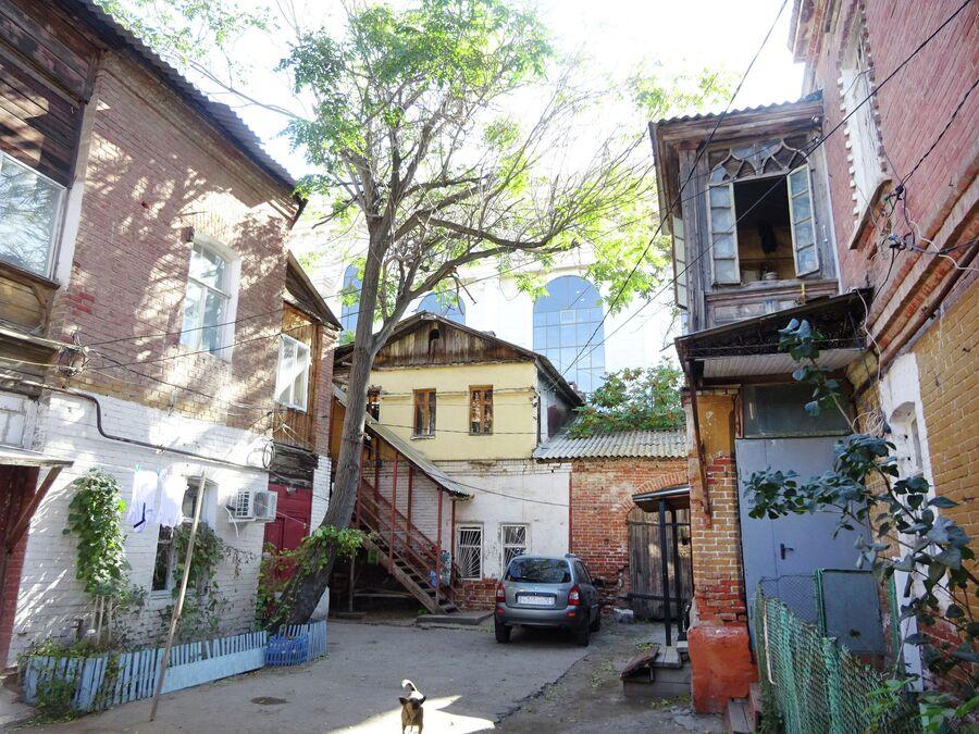 Астраханский двор