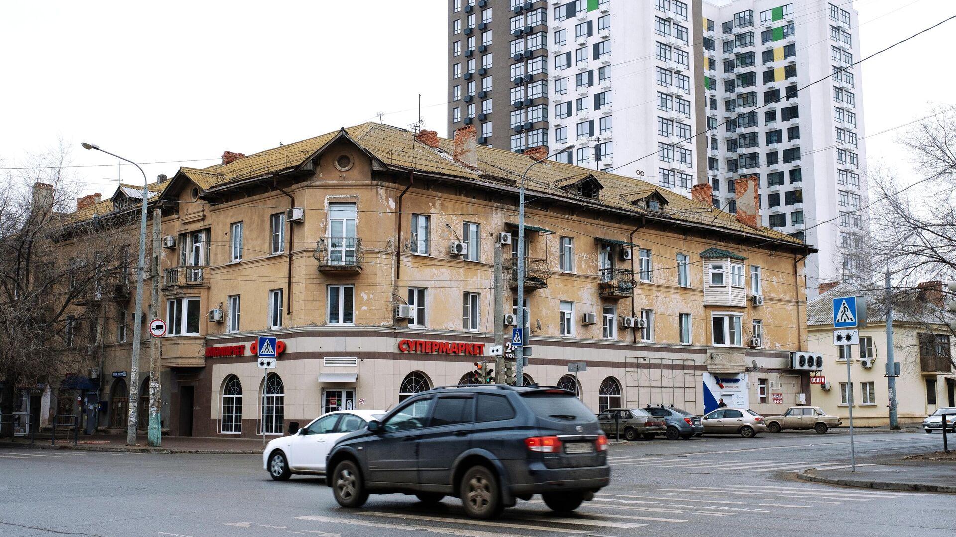 Астрахань - РИА Новости, 1920, 19.05.2021