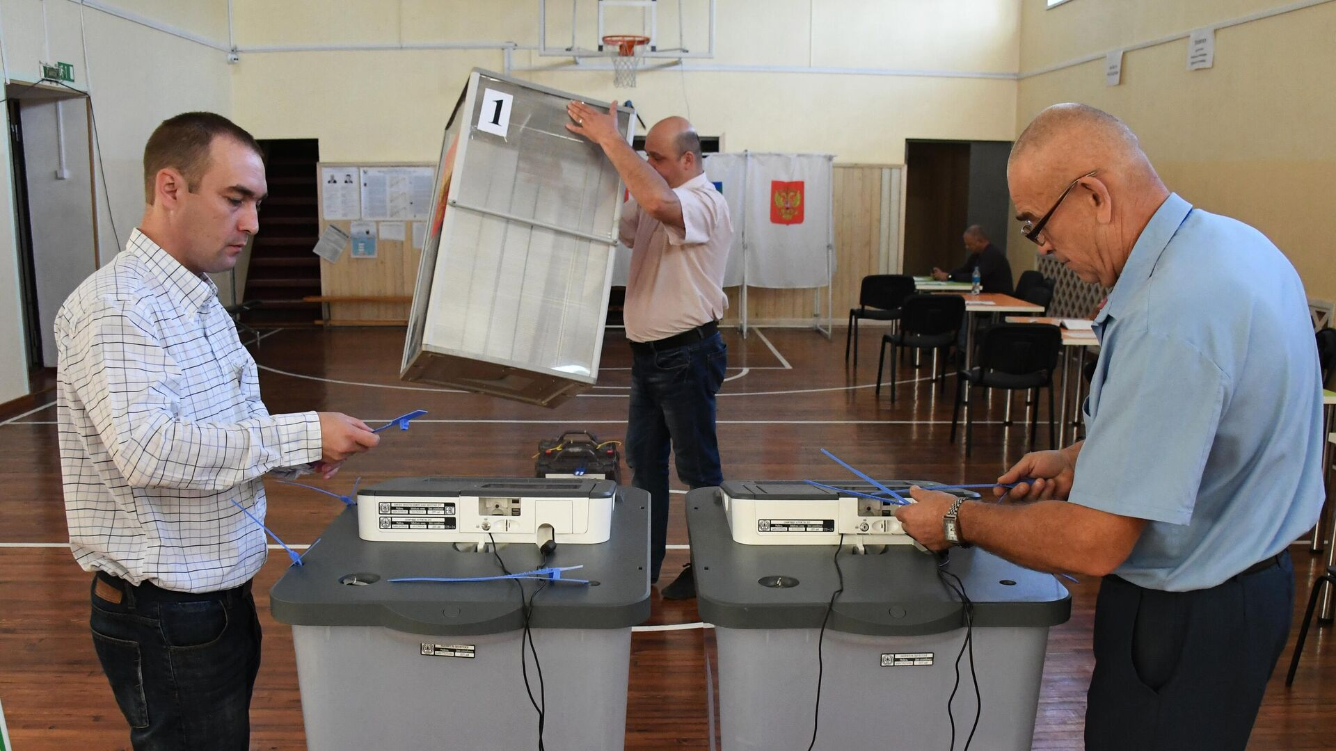 В ОП РФ обсудили подготовку наблюдателей к выборам 2021 года