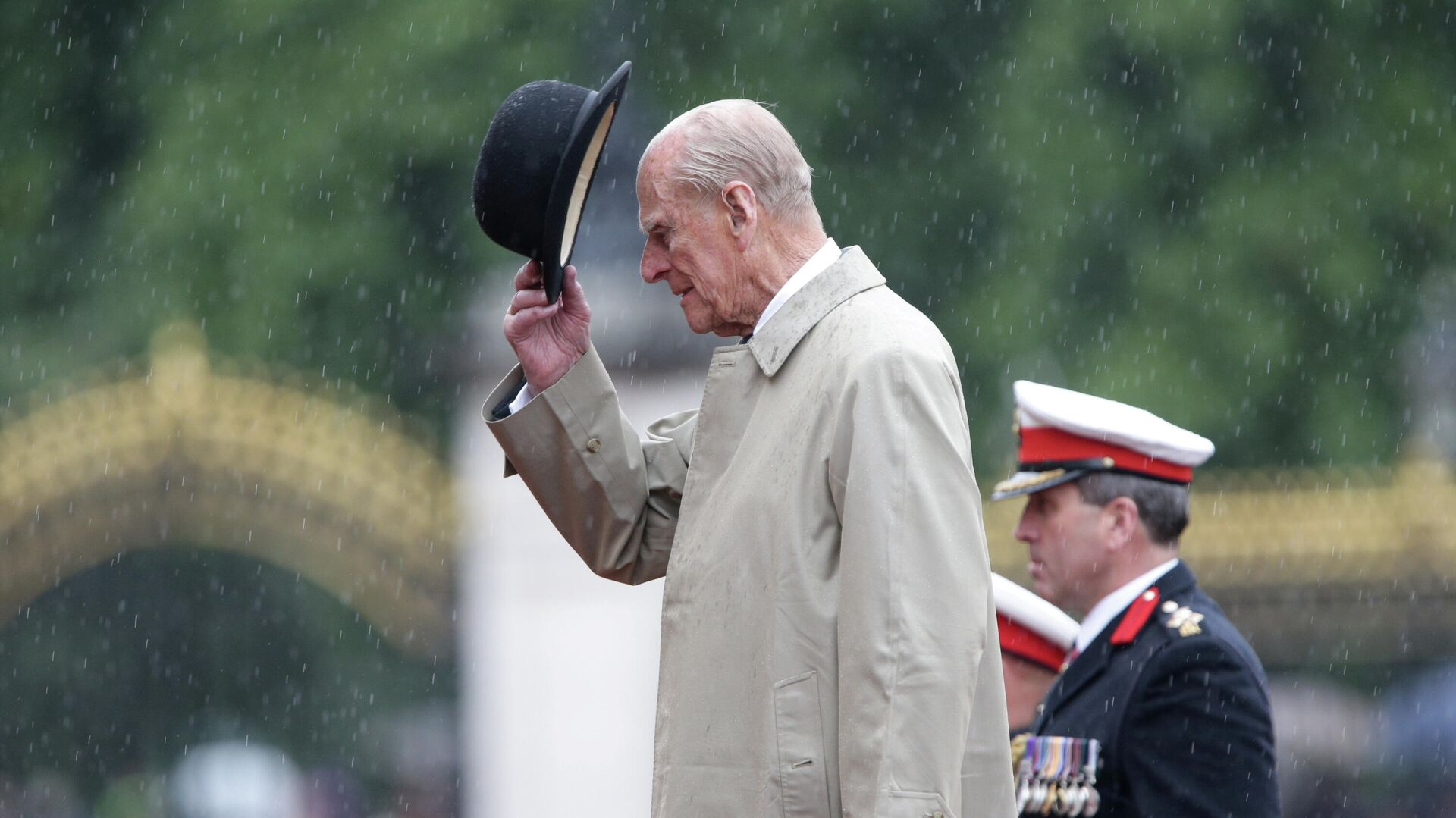 Британский принц Филипп - РИА Новости, 1920, 17.04.2021