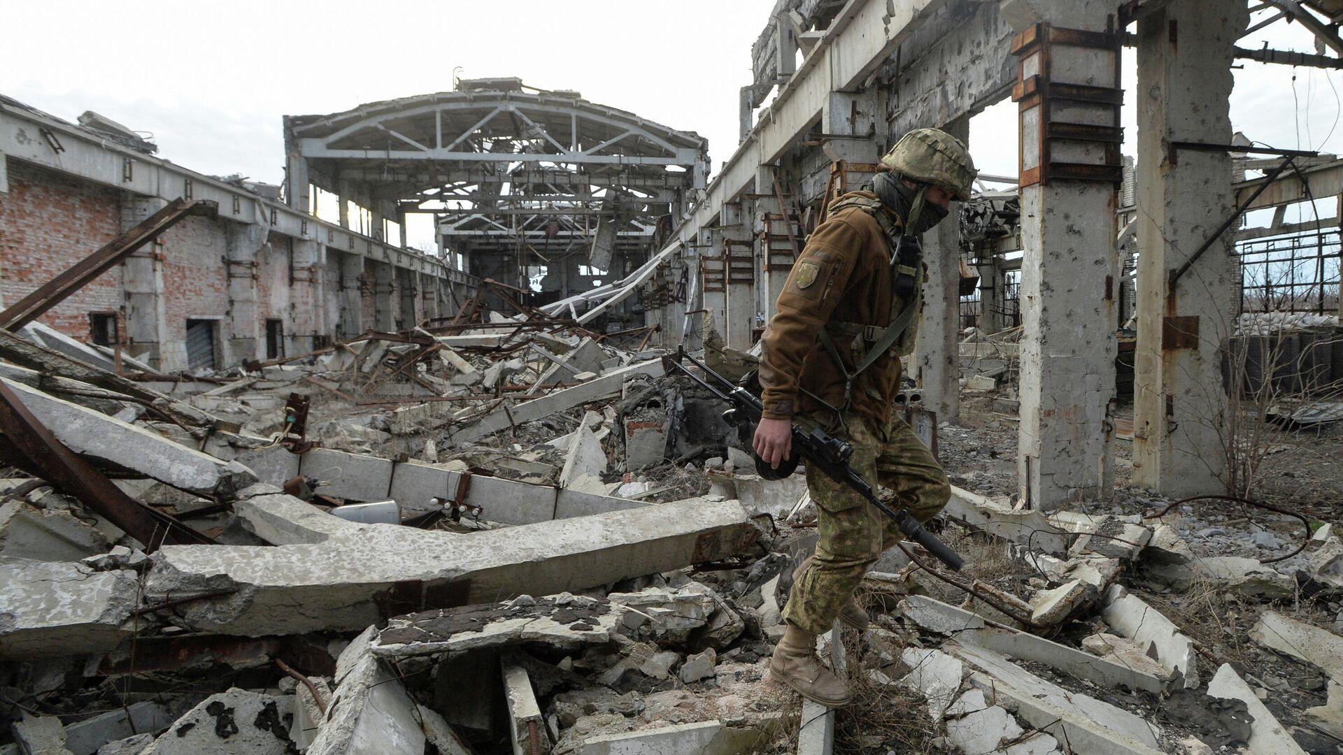 Россия предложила Германии и Франции обсудить перемирие в Донбассе