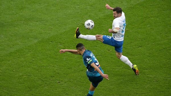 Футбол. РПЛ. Матч Сочи - Зенит