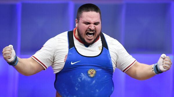 Тяжелая атлетика. Чемпионат Европы. Девятый день