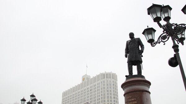 Памятника Петру Столыпину в Москве