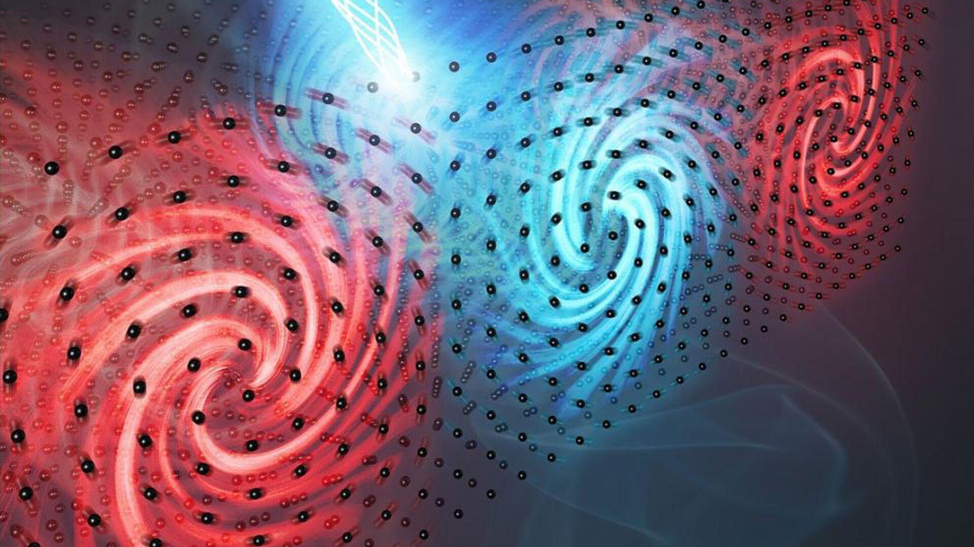Ученые использовали новое состояние материи для хранения данных