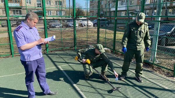На проспекте Чкалова городе Дзержинске Нижегородской области мальчика ранили из пневматического оружия