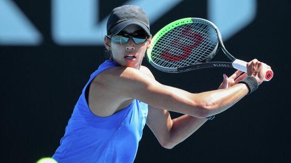 Теннисистка Астра Шарма (Австралия)