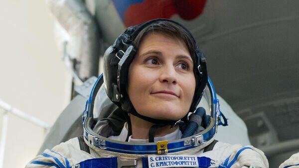 Астронавт ЕКА Саманта Кристофоретти