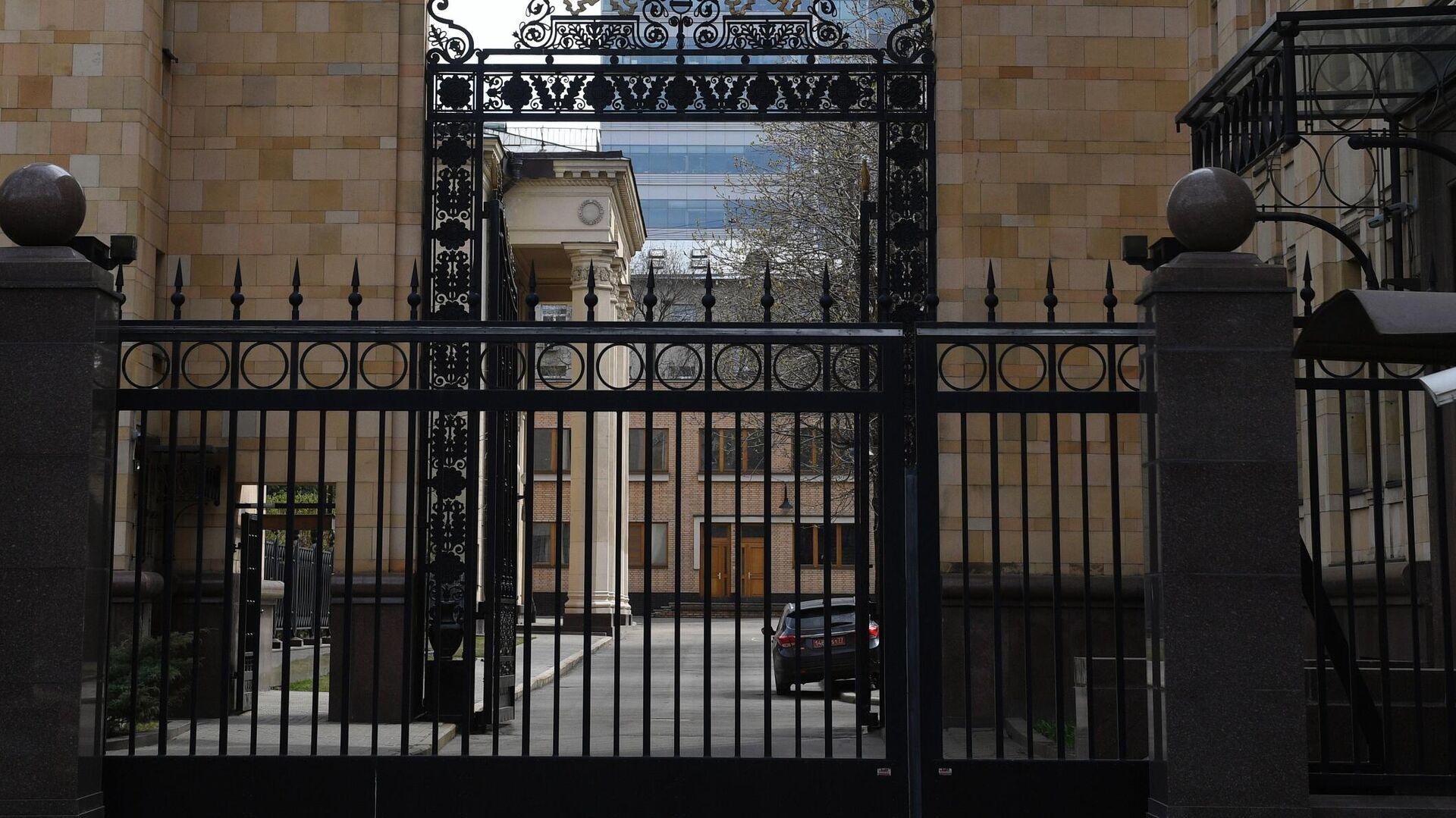 Здание посольства Чешской Республики в Москве - РИА Новости, 1920, 19.04.2021
