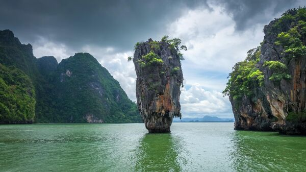 Остров Тапо, Таиланд
