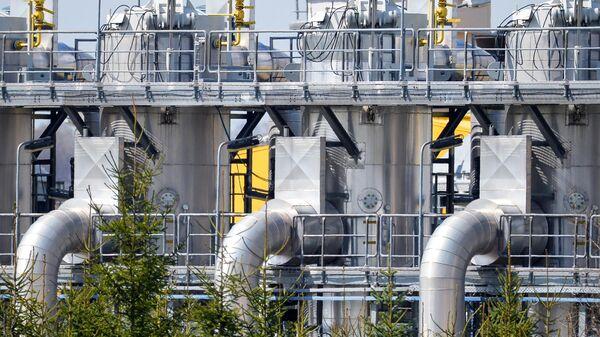 Объекты газопровода Ямал – Европа в Польше