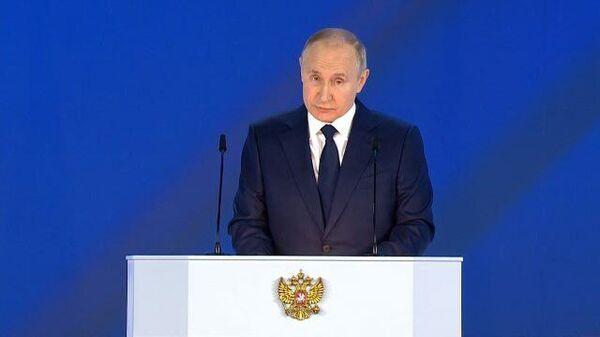 Все границы перешли уже - Путин о попытке госпереворота в Белоруссии